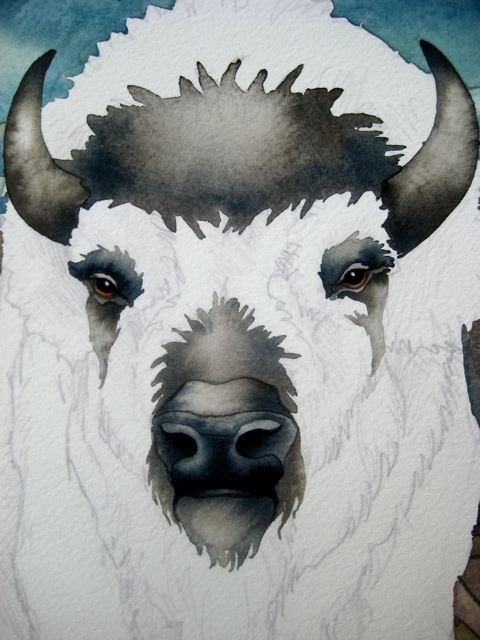 Happy Birthday Week And The New Bison Art With Heart