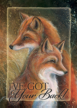 Foxes / Iv'e Got Your Back - Magnet