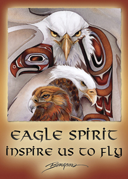 Eagle Spirit - Magnet