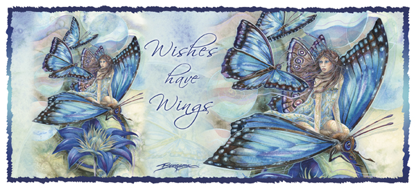 Wishes Have Wings -  Mug