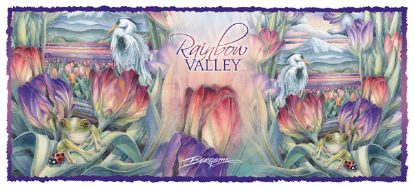 Rainbow Valley - Mug