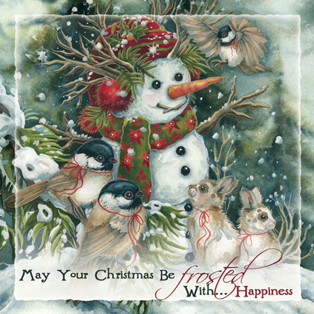 Frosted with Happieness - Tile