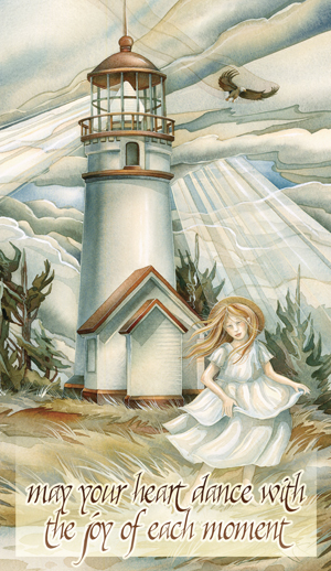 Lighthouses / Angels In The Light - Mailable Mini