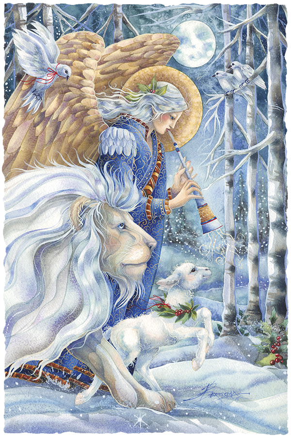 Herald Of Peace Small Prints (Click for options & image enlargement)