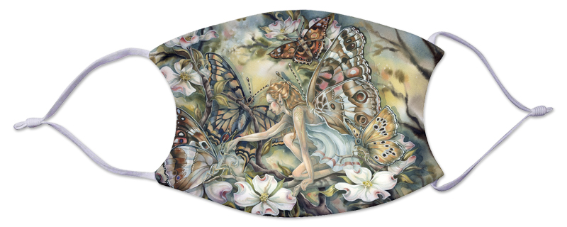 Face Mask - Butterfly Fairy 812