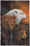 Three Kings Small Prints (Click for options & image enlargement)