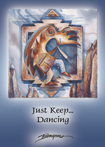 Just Keep Dancing... - Magnet