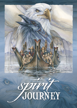 Spirit Journey - Magnet