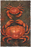Don't Be Crabby Large Print (Click for options & image enlargement)