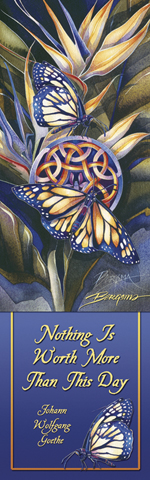 Butterflies / Wings Of Transformation - Bookmark