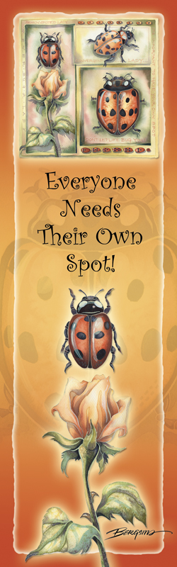 Bugs Misc. / Everyone Needs Their Own Spot - Bookmark