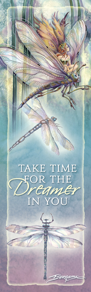 Faeries / Dragon Rider... The Greatest Success Is To Live Life In Your Own Way - Bookmark