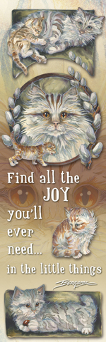 Cats / Tabistry - Bookmark