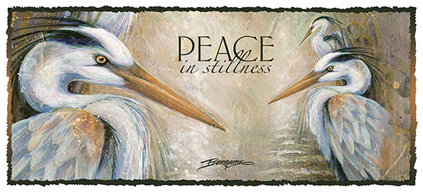 Peace In Stillness - Mug