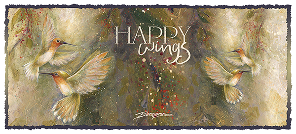 Happy Wings - Mug
