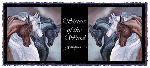Sisters Of The Wind - Mug