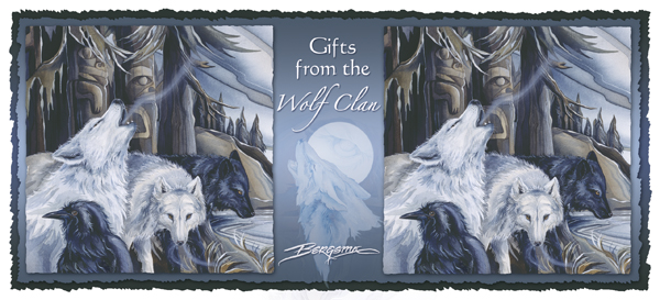 Gifts from the Wolf Clan - Mug
