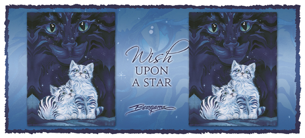 Cats / Wish Upon A Star - Mug