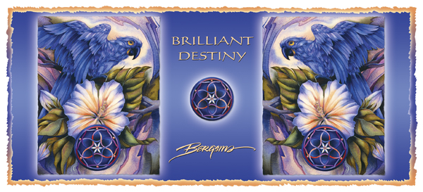 Parrots / Brilliant Destiny - Mug