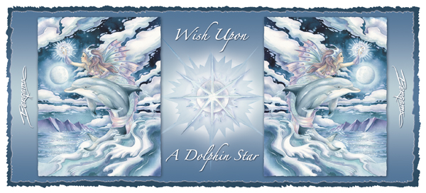Wish Upon A Dolphin Star - Mug