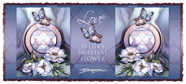 Love Is Life's Sweetest Flower - Mug