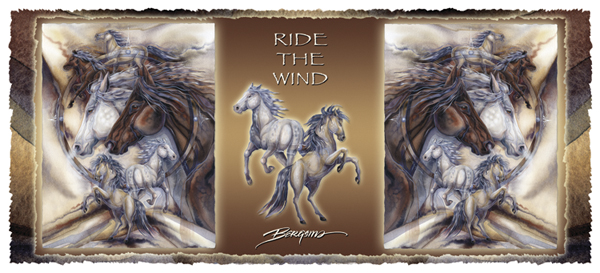 Ride The Wind - Mug