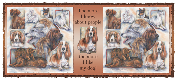 Dogs / The More I Know... - Mug
