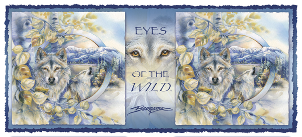 Eyes of the Wild - Mug