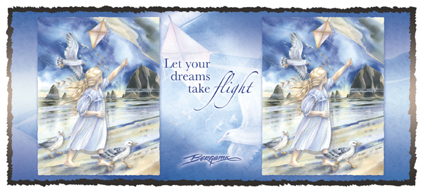Let Your Dreams Take Flight -  Mug