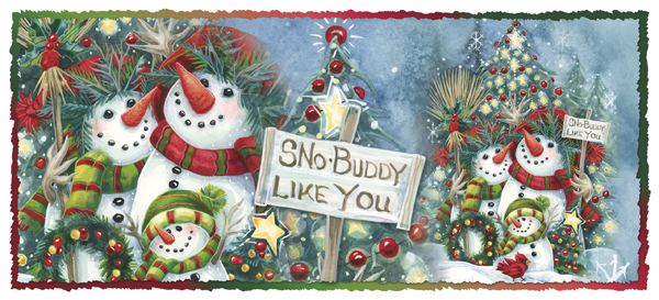 Sno Buddy Like You - Mug