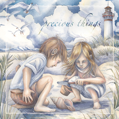 Children / Precious Things - Tile