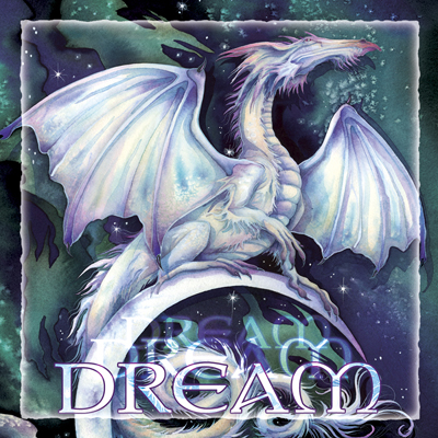 Mythological Creatures (Dragons) / Touch The Moon, Reach The Stars - Tile