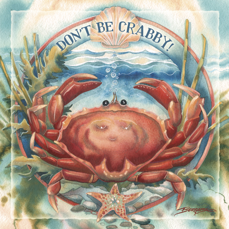 Crabs/ Don't Be Crabby