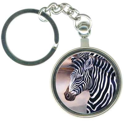 Misc. Zoo Animals / Wild At Heart - Key Chain