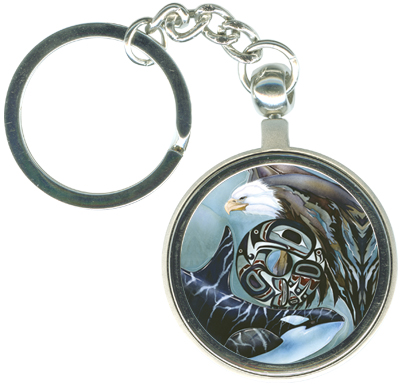 Multiple Animal Types / There Is No End... - Key Chain