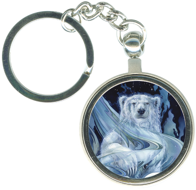 Bears (Polar) / Ursa Major - Key Chain