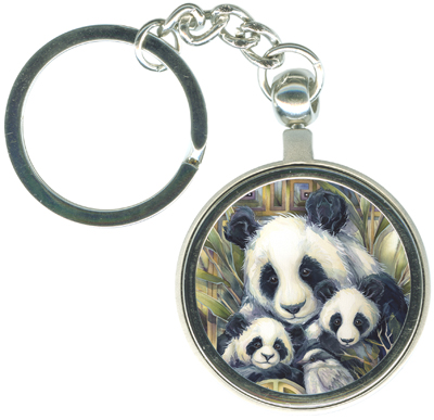 Zoo Misc. / What A Wonderful World - Key Chain