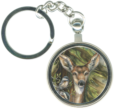 Deer / You Are So Deer To Me - Key Chain