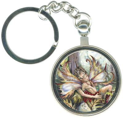 Faeries / Love Is The Only Thing... That Is Real - Key Chain