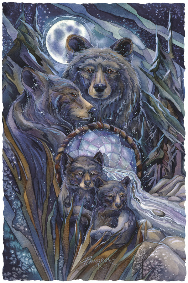 Journey To The Dreamtime - Prints