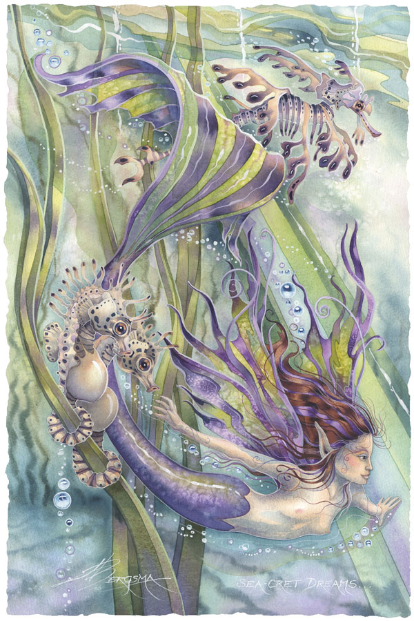 Sea-cret Dreams - Prints