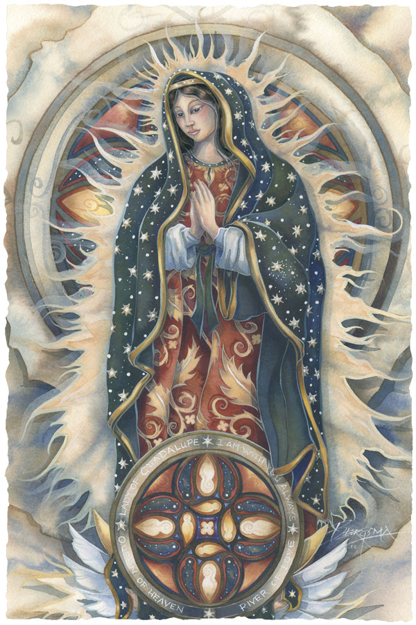 Our Lady Of Guadalupe - Prints