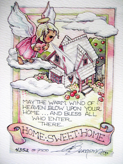 Home Sweet Home - DreamKeeper Print