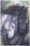 Kindred Spirits Small Prints (Click for options & image enlargement)