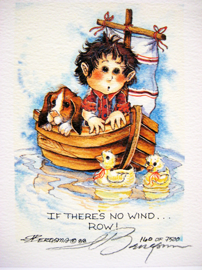 If There's No Wind . . . - DreamKeeper Print