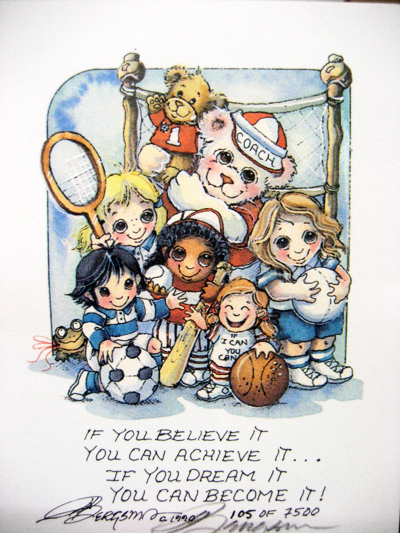 If You Believe... - DreamKeeper Print