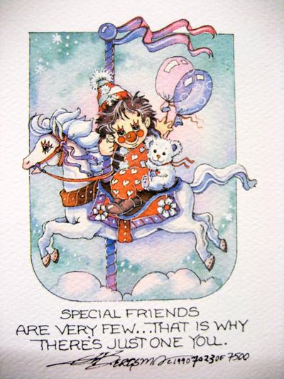 Special Friends - DreamKeeper Print