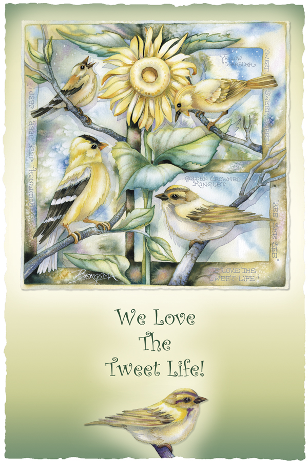 We Love the Tweet Life - Prints