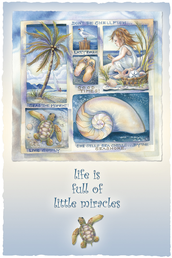 Life is Full Of Little Miracles - Prints