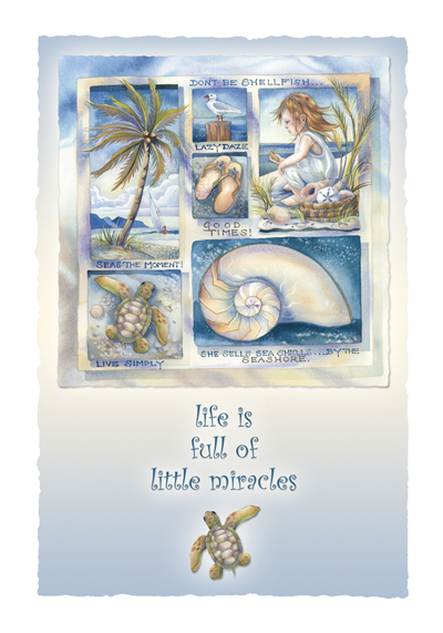 Children / Little Miracles - Art Card